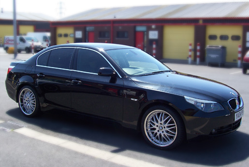 Automotionuk Ltd The Uk S Premier Bmw 5 Series Wheel